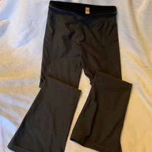 Lucy Tech Black yoga pants